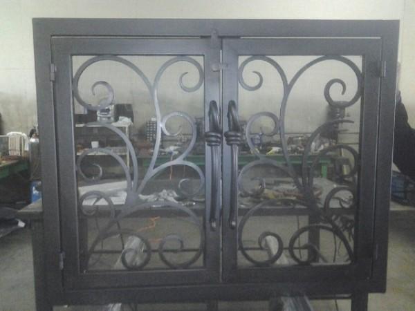 Iron Fireplace Screens Custom Fireplace Screens Doors Iron Elite